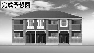 【外観】富竹新田アパート