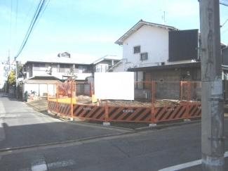 世田谷区経堂1丁目売地8280万円現地写真1