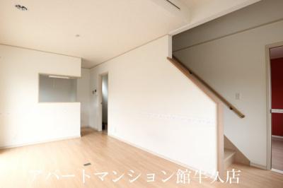 【居間・リビング】ドールハウス