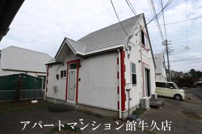 【外観】ドールハウス