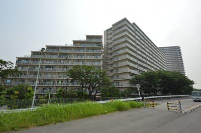 【外観】多摩川芙蓉ハイツ3号棟