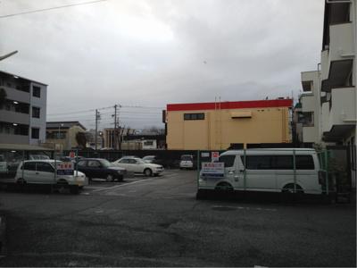 【外観】若王寺2丁目334ガレージ 管理番号1