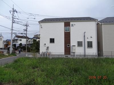 【外観】川口市安行吉岡新築全1棟