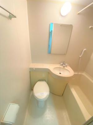 【浴室】プルナス蒲田