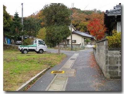 【前面道路含む現地写真】南区小串