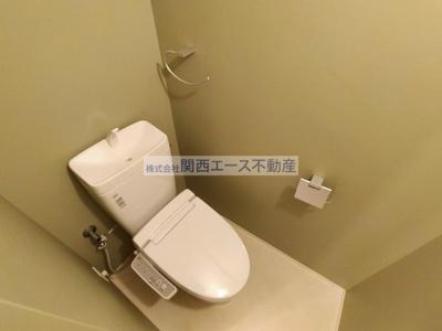 【トイレ】オーバン石切