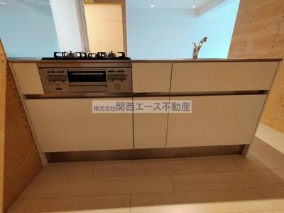 【キッチン】オーバン石切
