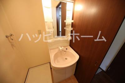 【洗面所】コメット新宮