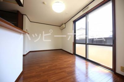 【寝室】コメット新宮