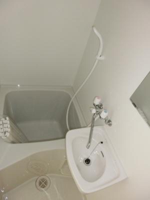 【浴室】マウンテンハウスⅠ