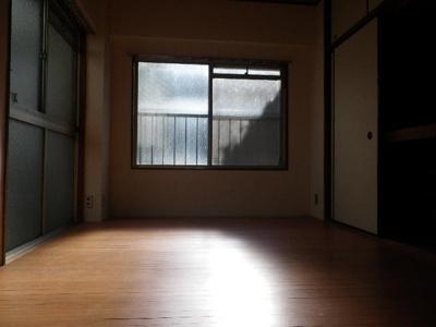 【洋室】ホワイトコーポラス