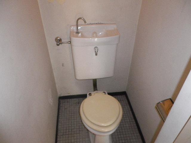 【トイレ】ホワイトコーポラス