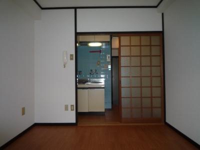 【寝室】サンライズマンション