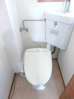 【トイレ】高倉台10団地 43号棟