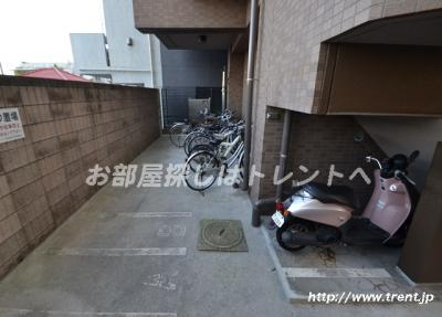 【その他共用部分】フェニックス新宿若松町