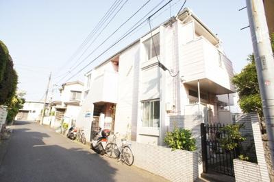 【外観】松戸市 11.6% 1K×12戸