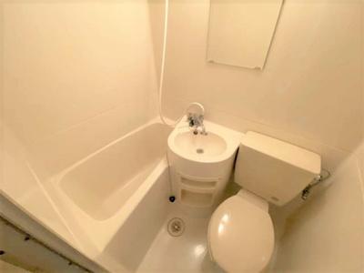 【浴室】ファーランジュいずみ