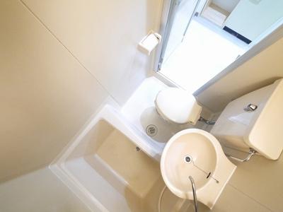 【浴室】シティパレス新大宮P-2