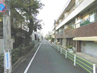 大田区鵜の木2丁目新築一戸建て5980万円前面道路1