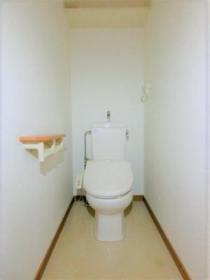 【トイレ】マンションヴェルテスⅡ
