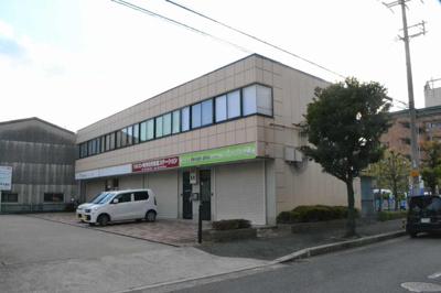 【外観】風呂コンパクトオフィス