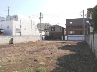 目黒区五本木3丁目売地8980万円現地写真5