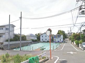 世田谷区尾山台1丁目売地6530万円現地写真3