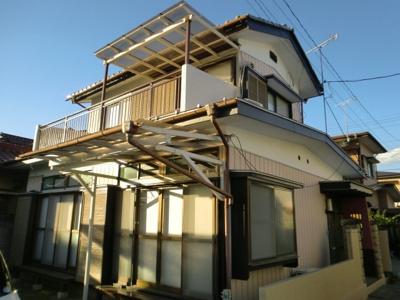 【外観】新井町橋本塗装一戸建て