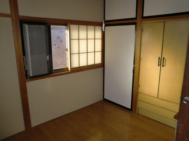 【洋室】新井町橋本塗装一戸建て
