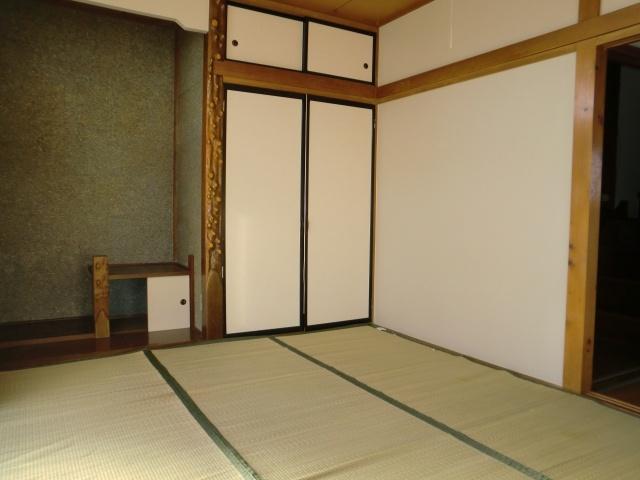 【和室】新井町橋本塗装一戸建て