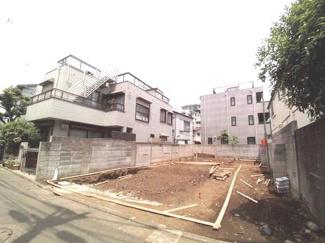 大田区上池台2丁目新築一戸建て6380万円現地写真1