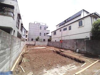 大田区上池台2丁目新築一戸建て6380万円現地写真2
