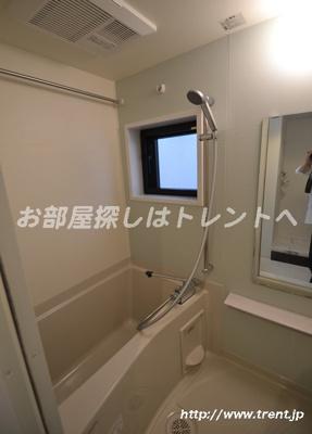 【浴室】ソレーユ四谷三丁目