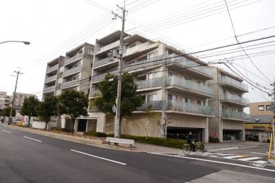 【外観】ワコーレ甲子園壱番町