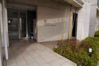 【エントランス】ワコーレ甲子園壱番町