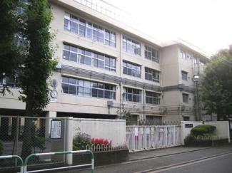上祖師谷中学校