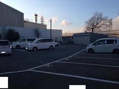 【外観】久々知3丁目53-1ガレージ 管理番号35