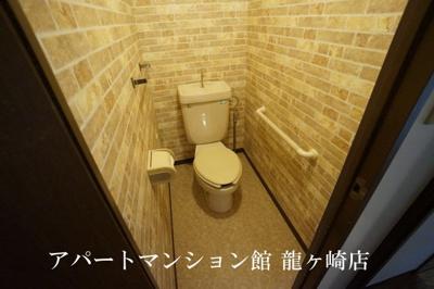 【トイレ】ステラ壱番街12号棟