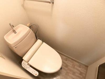 【トイレ】パティオグランデ
