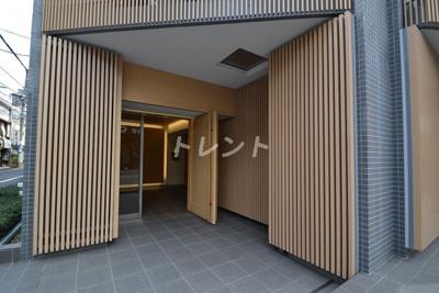 【エントランス】プレスタイル神楽坂