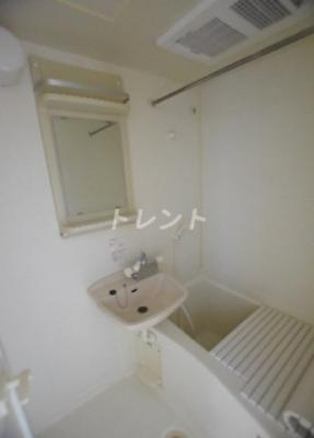 【浴室】パークウェル神楽坂弐番館
