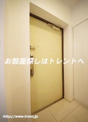 【玄関】KDXレジデンス神楽坂通