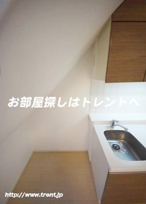 【キッチン】KDXレジデンス神楽坂通