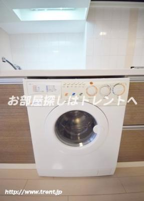 【浴室】KDXレジデンス神楽坂通