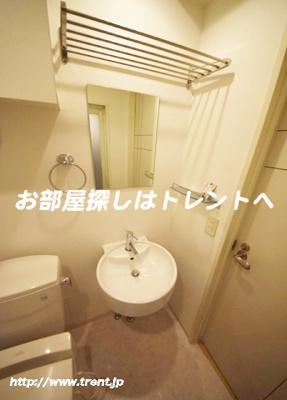 【トイレ】KDXレジデンス神楽坂通