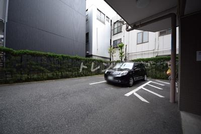 【駐車場】サンヴェール後楽園
