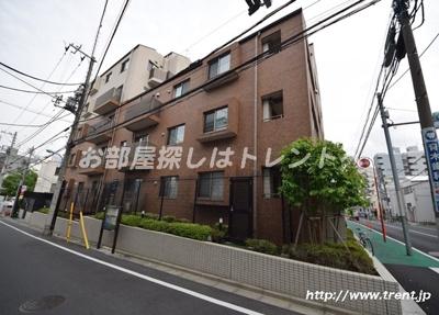 【外観】パークハウス飯田橋レジデンス