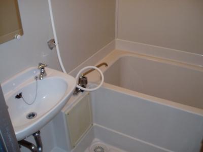 【浴室】コーポ・もちだ