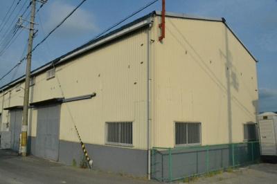 【外観】浦田町 倉庫