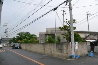 【外観】釜室 倉庫